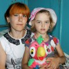 Алла Чуйкова с дочкой Настей