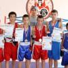 Алексей Мотрошилов со своими воспитанниками