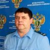 Прокурор Брюховецкого района Дмитрий Дубинин.