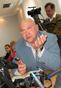 """Геннадий Кабаченко. Фото с его страницы в """"Facbok"""""""