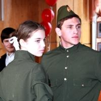Слет юных патриотов