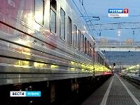 Гибель девушек под колесами поезда