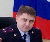 Олег Кучерявский, начальник Брюховецкого отдела МВД