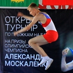 Прыжки на батуте в Брюховецкой