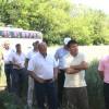 Объезд полей в Брюховецком районе