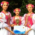 Образцовый хореографический ансамбль «Стремление» Брюховецкой детской школы искусств