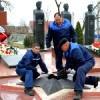 Вечный огонь в Брюховецкой