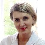 Анна Солдатова, главврач Брюховецкой ЦРБ