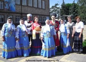 Фольклорный народный хор Надежда