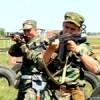 Брюховецкий многопрофильный техникум, военно-полевые сборы