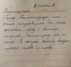 Ксения Вишницкая