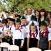 День знаний, Школа №6, хутор Красная Нива