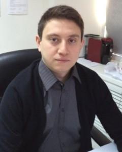 Старший следователь Дмитрий Ульянов