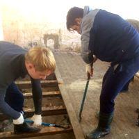 Брюховецкий аграрный колледж, волонтеры