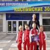 Элла Попова со своими воспитанницами