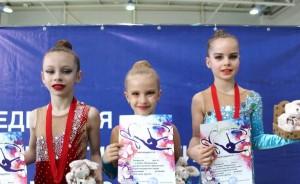 Брюховецкая ДЮСШ, Художественная гимнастика