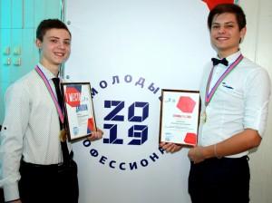 Алексей Матюха (слева) и Николай Шумейко