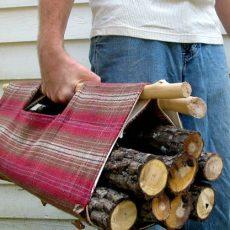Кража дров
