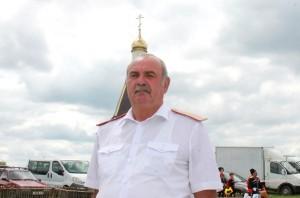 Одно из последних фото Ивана Алексеевича. Казачий остров, Брюховецкая, 10 мая 2019 года.