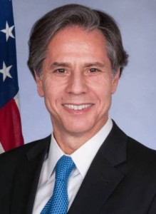 Энтони Блинкен, Государственный секретарь США. Фото: wikimedia.org
