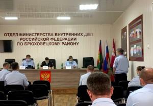 Отдел МВД России по Брюховецкому району